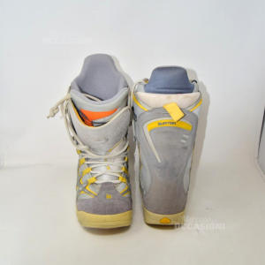 Sport Snowboard Boots Gray N 42