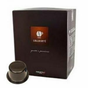 80 CAPSULE LAVAZZA FIRMA LOLLO CAFFE'