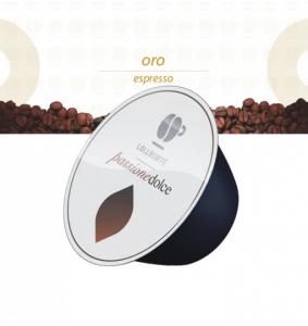 96 CAPSULE DOLCE GUSTO LOLLO CAFFE' ORO