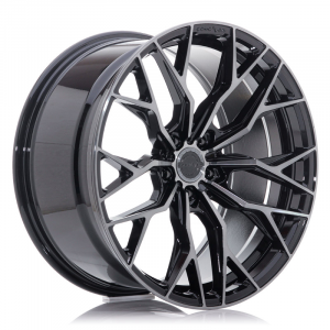 Cerchi in lega  CONCAVER  CVR1  21''  Width 9,5   PCD Custom  ET Custom  CB 74,1    Double Tinted Black