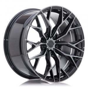 Cerchi in lega  CONCAVER  CVR1  22''  Width 10,5   PCD Custom  ET Custom  CB 74,1    Double Tinted Black