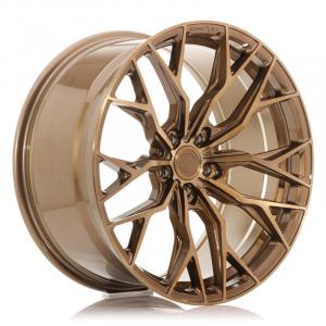 Cerchi in lega  CONCAVER  CVR1  22''  Width 9,5   PCD Custom  ET Custom  CB 74,1    Brushed Bronze