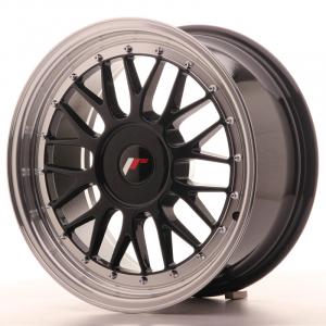 Cerchi in lega  JAPAN RACING  JR23  19''  Width 8,5   PCD Custom  ET Custom  CB 74,1    Black