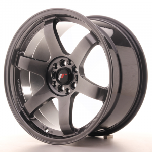 Cerchi in lega  JAPAN RACING  JR3  18''  Width 9,5   PCD Custom  ET 38  CB 74,1    Hiper Black