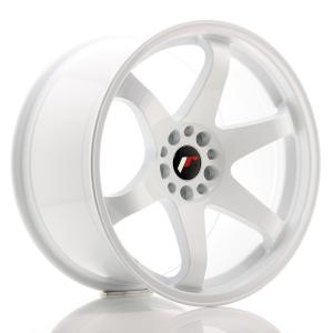 Cerchi in lega  JAPAN RACING  JR3  19''  Width 10,5   PCD Custom  ET 22  CB 74,1    White