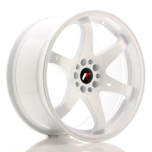 Cerchi in lega  JAPAN RACING  JR3  19''  Width 9,5   PCD Custom  ET 22  CB 74,1    White