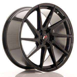 Cerchi in lega  JAPAN RACING  JR36  22''  Width 10,5   PCD Custom  ET Custom  CB 74,1    Black