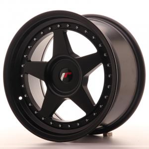 Cerchi in lega  JAPAN RACING  JR6  17''  Width 9   PCD Custom  ET Custom  CB 74,1    Black
