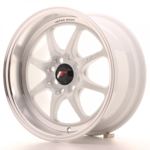 Cerchi in lega  JAPAN RACING  TFII  15''  Width 7,5   PCD Custom  ET 30  CB 73,1    White