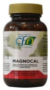 Cfn Magnocal 60 Caps