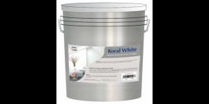 Kristalcolor Koral white antimuffa per cartongesso bianca 14lt
