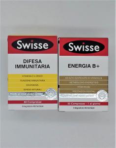SWISSE DIFESA IMMUNITARIA 60 CPR E ENERGIA B+ 50 CPR