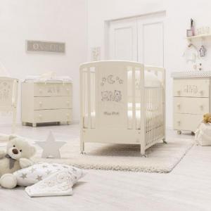 Cameretta Happy Family  by Italbaby | Omaggio kit doppia rete