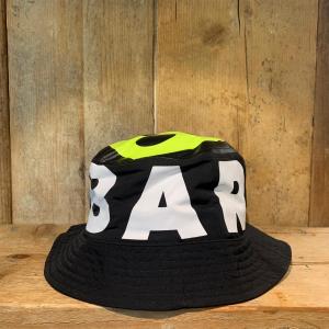 Cappellino Barrow alla Pescatora con Smile Nero