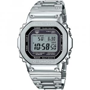 Casio G-Shock the origin orologio digitale multifunzione, cassa e bracciale acciaio