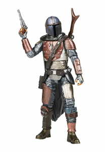 Star Wars - The Mandalorian Vintage Collection Carbonized Action Figure: THE MANDALORIAN by Hasbro