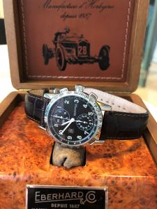 Orologio secondo polso Eberhard  Tazio Nuvolari