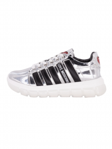 Sneakers Love Moschino JA15565G0BJJ190B Argento