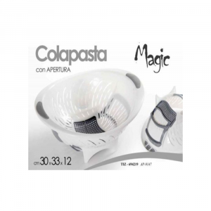 Colapasta  In Plastica Con Apertura Magic