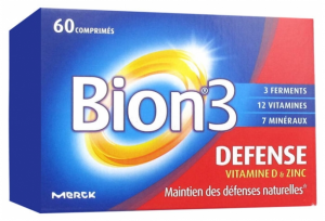 Bion 3 Difesa Adulti 60 compresse