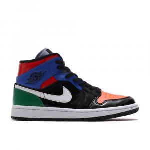 Nike Air Jordan 1 Mid Multipatent da Uomo