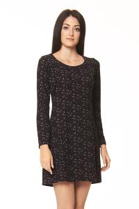 Vestito corto semplice | abbigliamento casual online