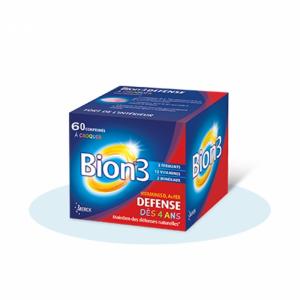 Bion 3 Juniors Integratore alimentare  60 compresse masticabili