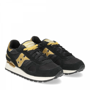 Saucony Shadow Original black gold