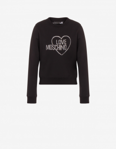 Felpa LOVE MOSCHINO ART.W 6 304