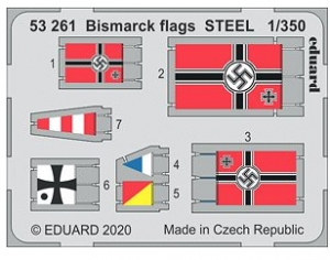 Bismarck Flags Steel