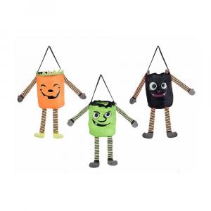 Set 9 borsine portadolci a personaggio di Halloween