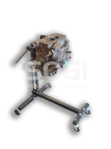 Cavalletto supporto motore SOGI X4-05 da 450 Kg
