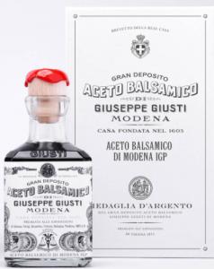 Aceto Balsamico Di Modena IGP Giusti Confezione CL.25