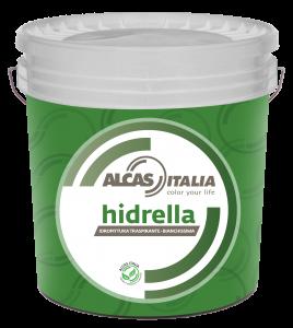 Alcas hidrella idropittura bianca traspirante 14lt