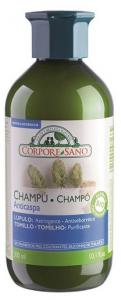 Corpore Champu Anticaspa 300ml Bio