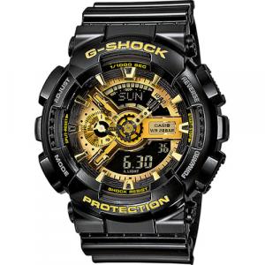 Orologio G-Shock nero lucido