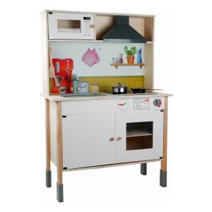 Cucina per bambini in legno Meggie con accessori