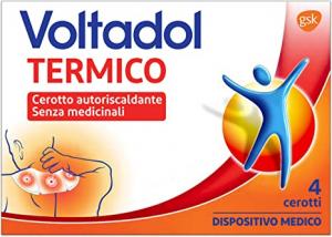 Voltadol Termico Cerotto Autoriscaldante Senza Medicinali-4 cerotti
