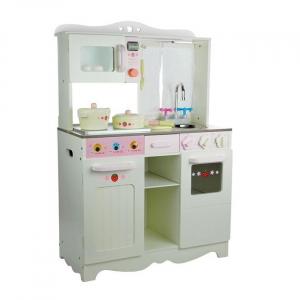 Cucina per bambini in legno Ann con forno e accessori