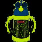 Nuby tazza termica 280 ml con manici 12m+