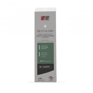 Ds Revita CBD Hair Stimulating Shampoo 205ml