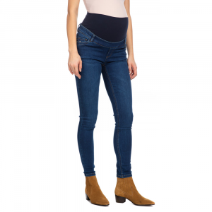 Eco Jeggings premaman deep blue