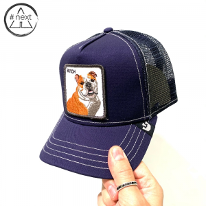 Goorin Bros - Animal Farm Truckers - Butch, blu.