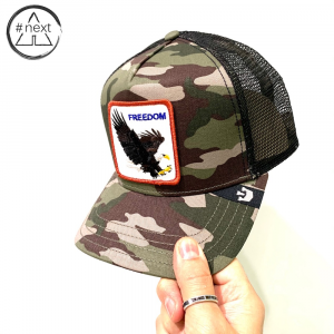 Goorin Bros - Animal Farm Truckers - Eagle - Camouflage
