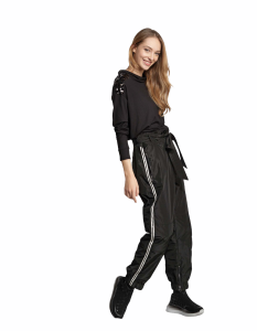Pantalone tuta nylon