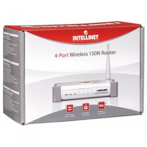 INTELLINET Wireless 150N 4-Port Router