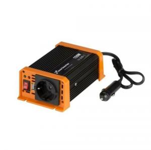 Inverter da auto 12V DC 230V AC 150W con uscita USB All Ride