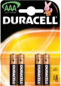 DURACELL MINI STILO BASIC AAA (Duracell Basic - MOD: Stilo mini)