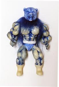 Musculoids figure: Frostbite