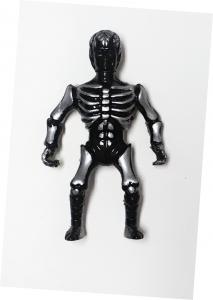 Musculoids figure: Black Mold Skeletoid